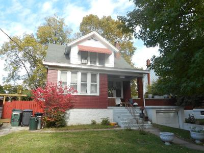 Cincinnati Single Family Home For Sale: 4922 Cleves Warsaw Pike