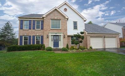West Chester Single Family Home For Sale: 7691 Lakota Springs Drive