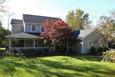 Crosby Twp Single Family Home For Sale: 8745 Mt Hope Road
