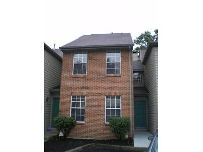 Montgomery Condo/Townhouse For Sale: 10555 Montgomery Road #40