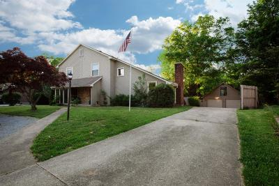 Single Family Home For Sale: 5751 Willnean Drive