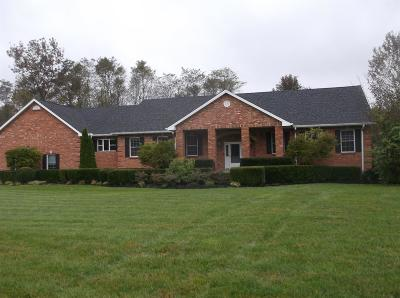Tate Twp OH Single Family Home For Sale: $419,900