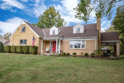 Hamilton County Single Family Home For Sale: 3680 Hanley Road