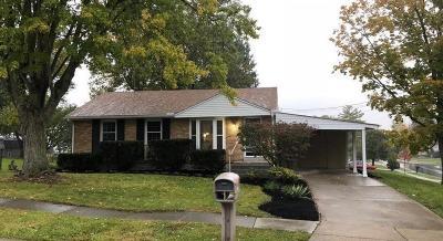 Fairfield Single Family Home For Sale: 6027 Arcade Drive