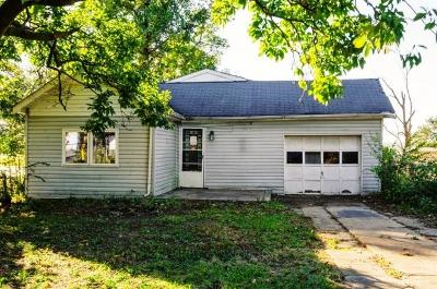 Fairfield Single Family Home For Sale: 1801 Tuley Road