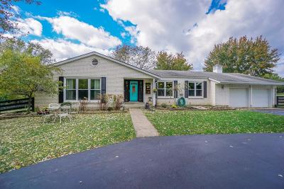 Turtle Creek Twp Single Family Home For Sale: 45 N Waynesville Road