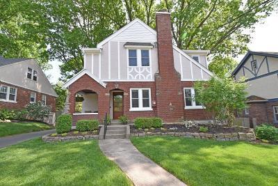 Cincinnati Single Family Home For Sale: 3303 Lambert Place