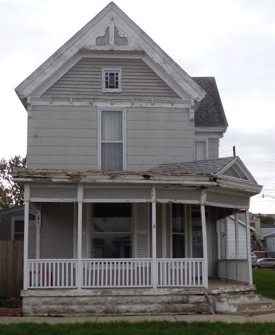 Preble County Single Family Home For Sale: 115 E Somers Street