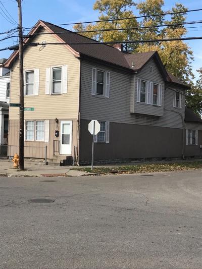 Hamilton Multi Family Home For Sale: 854 Greenwood Avenue