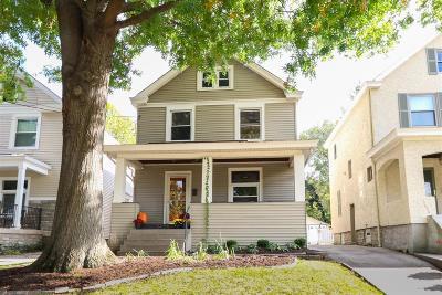 Cincinnati Single Family Home For Sale: 3628 Michigan Avenue