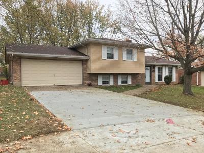 Fairfield Single Family Home For Sale: 5877 Coachmont Drive