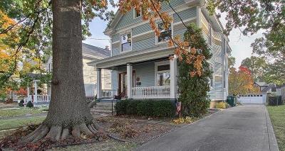 Cincinnati Single Family Home For Sale: 3818 Millsbrae Avenue