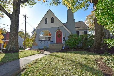 Hamilton County Single Family Home For Sale: 1219 Herschel Avenue