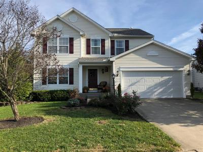 Deerfield Twp. Single Family Home For Sale: 8194 Autumn Place
