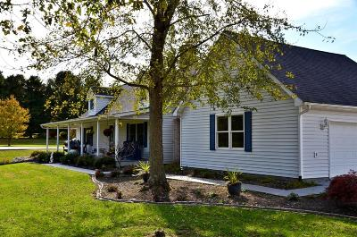 Brown County Single Family Home For Sale: 12911 Beckelheimer Road