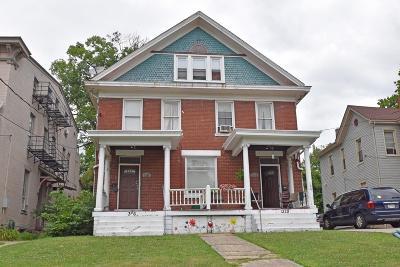 Cincinnati Multi Family Home For Sale: 1326 Chapel Street