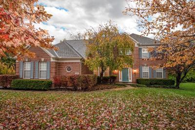 Mason Single Family Home For Sale: 3904 Granite Court