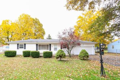 Adams County, Brown County, Clinton County, Highland County Single Family Home For Sale: 5551 Maple Grove Avenue