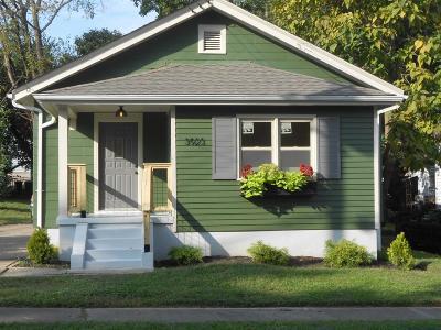 Single Family Home For Sale: 3923 Germania Avenue