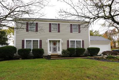 Single Family Home For Sale: 5951 Valleybrook Drive