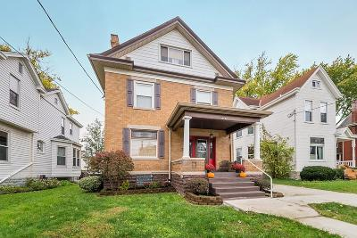 Norwood Single Family Home For Sale: 2259 Washington Avenue