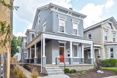 Cincinnati Single Family Home For Sale: 1530 Chase Avenue