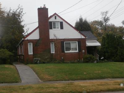 Cincinnati OH Single Family Home For Sale: $84,900