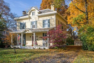 Cincinnati Single Family Home For Sale: 5819 Glenview Avenue