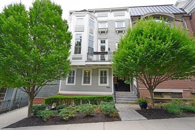 Cincinnati Single Family Home For Sale: 1015 Parkside Place
