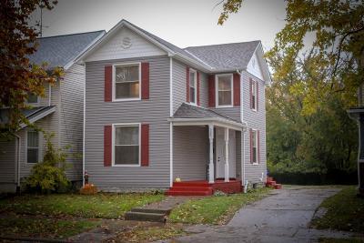 Hamilton Single Family Home For Sale: 525 Millville Avenue