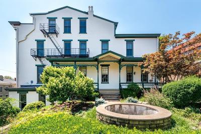 Cincinnati Single Family Home For Sale: 544 Milton Street