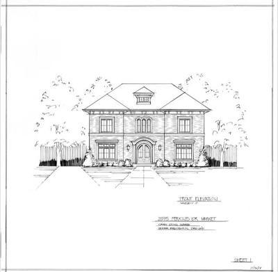 Cincinnati Single Family Home For Sale: 2595 Perkins Lane