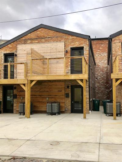 Cincinnati Single Family Home For Sale: 1428 Main Street