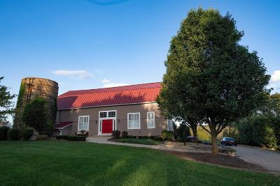 Butler County Single Family Home For Sale: 6092 Waynes Trace Road