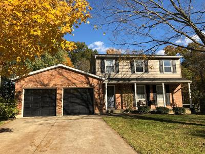Deerfield Twp. Single Family Home For Sale: 8926 Oxwood Court
