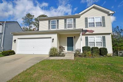 Hamilton Twp Single Family Home For Sale: 160 Saddle Creek Lane