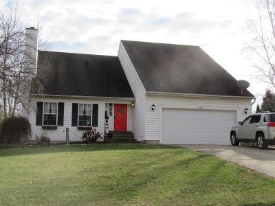 Monroe Single Family Home For Sale: 545 Randy Lane