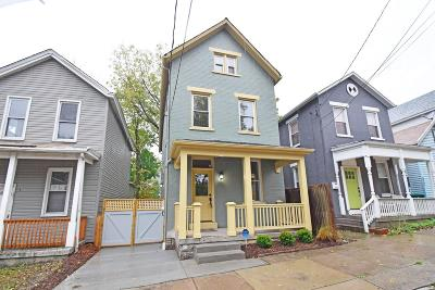 Cincinnati Single Family Home For Sale: 4241 Mad Anthony Street