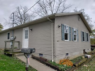 West Union OH Multi Family Home For Sale: $90,000