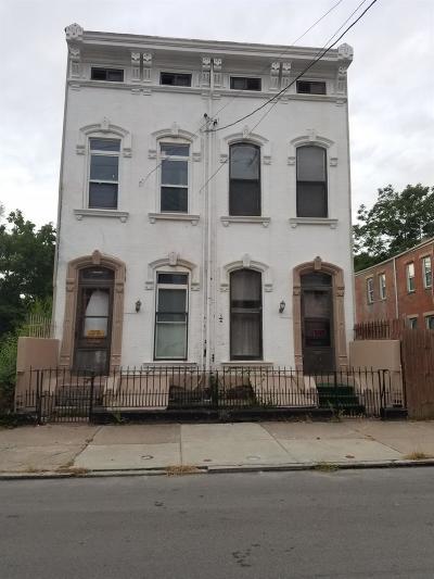 Cincinnati Multi Family Home For Sale: 523 York Street