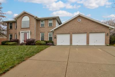 Liberty Twp Single Family Home For Sale: 6451 Willow Bend Drive