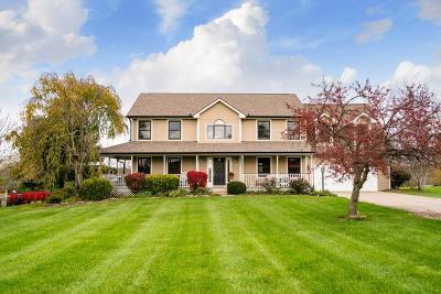 Warren County Single Family Home For Sale: 1480 E Lower Springboro Road