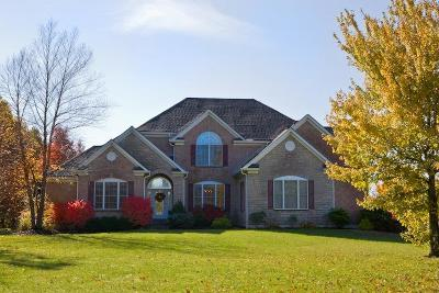 Liberty Twp Single Family Home For Sale: 6759 Kyles Station Road
