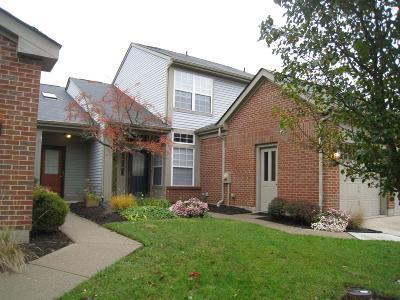 Cincinnati Condo/Townhouse For Sale: 5586 Regimental Place