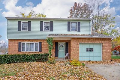 Sharonville OH Single Family Home For Sale: $205,000