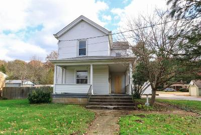 Harrison OH Single Family Home For Sale: $120,000