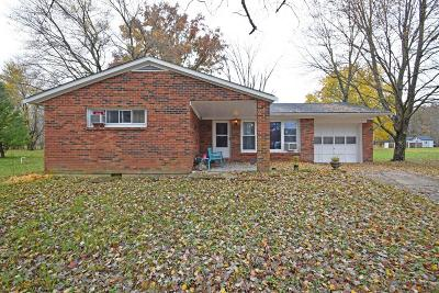 Clermont County Single Family Home For Sale: 2001 St Rt 133