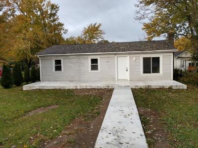 Fairfield Single Family Home For Sale: 1951 Fairfax Avenue
