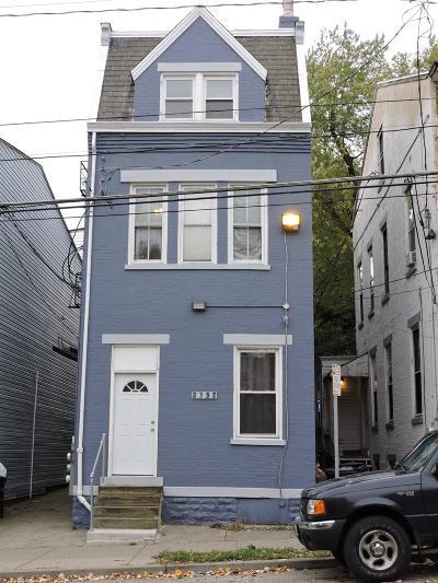 Hamilton County Multi Family Home For Sale: 2337 W Clifton Avenue