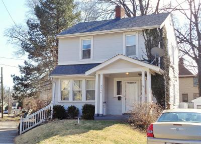 Norwood Single Family Home For Sale: 4735 Ridgeway Avenue